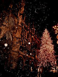 Christmas in Munich, Marienplatz