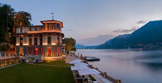 Where to go now in Lake Como – recommended by Forbes! http://onforb.es/1OpO6ZF  #CastaDiva #Resort #Spa #AutumnEscape #Italy