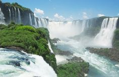 Iguazu Falls!