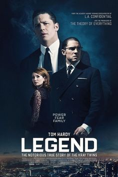 Watch Legend (2015) Full Movies (HD quality) Streaming