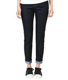 Dolce and Gabbana Women's Welt Pocket Accent Tapered Jeans 36 Dark Blue. Size : Please refer to the Product Detail below to check the Size Info. Material : 65% Cotton, 35% Elastane. Details : Fashion Jeans. Country of Origin : All imported from Italy. The size may differ by 0.4-0.8 inches depending on measurement methods. / The color displayed may vary depending on your screen.