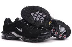 TN chaussures pour hommes Nike Air Max noir cool