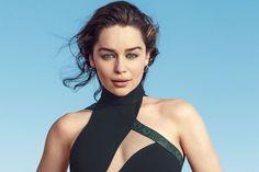 Emilia Clarke - Norman Jean Roy Photoshoot 2015, http://itcolossal.com/emilia-clarke-2015/