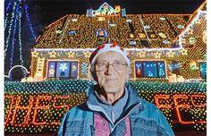 Photos: Man illuminates home with over 450,000 Christmas lights
