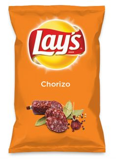 Wouldn't Chorizo be yummy as a chip? Lay's Do Us A Flavor is back, and the search is on for the yummiest flavor idea. Create a flavor, choose a chip and you could win $1 million! https://www.dousaflavor.com See Rules.