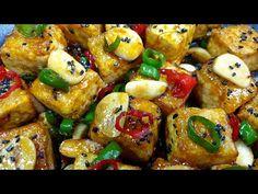 K Food, Good Food, Korean Side Dishes, My Best Recipe, Yams, Korean Food, Food Plating, Easy Meals, Food And Drink