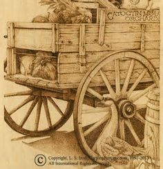 Image result for Western Pyrography Patterns
