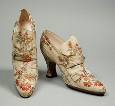 French Pumps - c. 1918 - The Los Angeles County Museum of Art - @~ Mlle by jolene