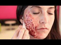 Scar Wax Recipe : DIY Scar Wax SFX Makeup - YouTube