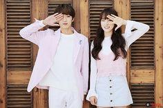 "'GFRIEND's Yuju' and 'UP10TION's Sunyoul' Drops ""Cherish"" Collaboration MV"
