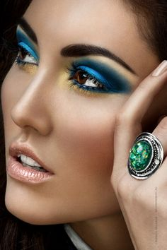 The Sweet 7: Makeup Inspiration by Color