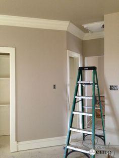 Valspar-Fairmont-Penthouse-Stone :: good color for the LR & up the stairs