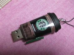 starbucks flash drive I really want this