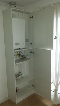 Hidden Kitchen, Kitchen Room Design, Boiler, Home Organization, My House, Sweet Home, Indoor, Decoration, Home Decor