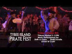 Tybee Pirate Fest 2010 Commercial