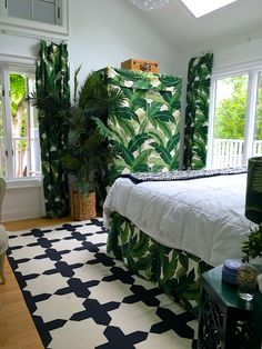 beautiful tropical nuance bedroom | 223 Best Tropical bedrooms images in 2019 | Tropical ...