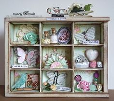 Shabby CHic in 3D