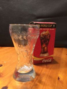 Stunning fifa #world cup limited edition coca cola #glass #germany 2006 ,  View more on the LINK: http://www.zeppy.io/product/gb/2/201799341115/