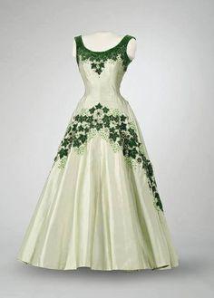 Beautiful Irish Dress