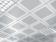 Do you want ceiling tiles for your office? For suspended ceilings, contact Abcroft Interiors today. Gypsum Ceiling, Metal Ceiling, Ceiling Panels, Ceiling Tiles, Metal Cladding, Material Board, Wooden Ceilings, False Ceiling Design, Decorative Panels