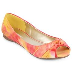 Arizona® Olivia Knotted Ballet Flats - jcpenney