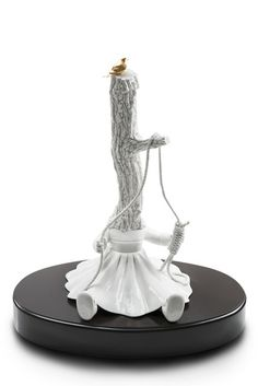 Creepy Porcelain Sculptures By Maria Rubinke CRAZY About - Amazingly disturbing porcelain figurines by maria rubinke