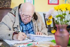 It's important for caregivers or those working with seniors to receive a break from their work every now and then. One great way to do this is through respite care. Respite Care, Elderly Care, Forever Young, Caregiver, Interesting Stuff, First Love, Puppy Love