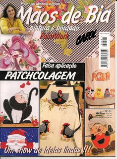 MAOS DE BIA - N°01 Pintura e bordado PaintWork - Edil Menezes - Álbuns da web do Picasa