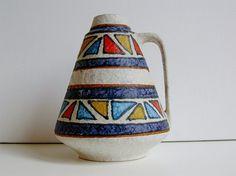 Mid Century Ükeramik Übelacker ceramic