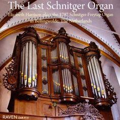 Beethoven/Bach/Krebs - Last Schnitger Organ