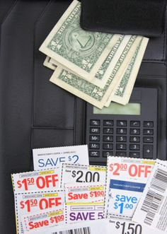 Coupons are a Great way to Save Money when you go Shopping