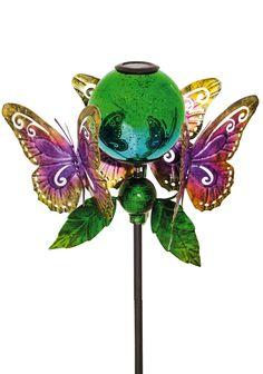 Majestic Solar Butterfly Kinetic
