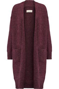 BY MALENE BIRGER Lenova knitted cardigan. #bymalenebirger #cloth #cardigan