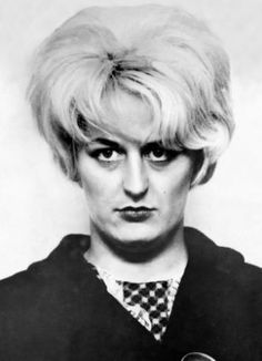 Myra Hindley, serial killer