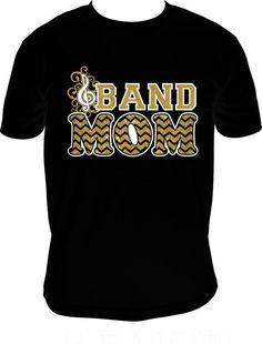 Band Mom Shirt for Adults S-3XL on Etsy, $28.95 - short sleeve button down shirts mens, mens pink plaid shirt, latest mens shirts *ad