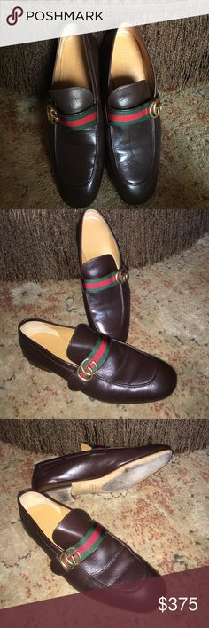 Gucci dressy shoes Great condition Gucci dress the shoes from the man has some wear to the bottom but has a lot of life left to them Gucci Shoes Oxfords & Derbys