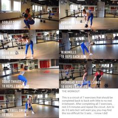 Full Body Circuit | Whitney Simmons