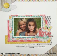 Love *My Creative Scrapbook* - Scrapbook.com