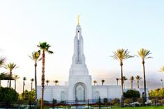 The Redlands California Temple is home to a beautiful and culturally diverse area of the Inland Empire.