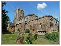 St. Mary the Virgin Church in Badby, Northamptonshire: John Root and Mary Ann Russell