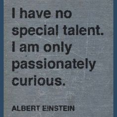 This is how I rationalize not being artistic, creative, or musically inclined.