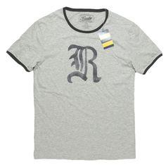 Rugby Ralph Lauren ラグビー ラルフローレン リンガーTシャツ [017]