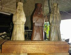 Reyes con Maderas del Pais por Pitre