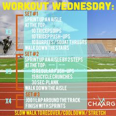 Did you workout yet today? Take your workout to the track! Bleacher Workout, Stadium Workout, Track Workout, Running Workouts, Fun Workouts, Summer Workouts, Workout Board, Fitness Tips, Fitness Motivation
