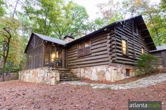 FD Roosevelt State Park cabin review: newly renovated, historic cottages