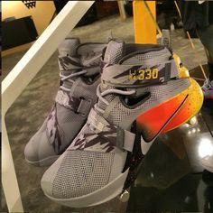 2f580638985 Nike LeBron Soldier 9. New kicks for  oregonmbb  GoDucks  kotd ...