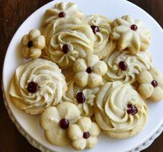 Butter-Cookies ~ Buddy Valastro