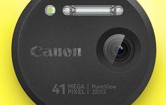 Tehnologia optica Canon, posibila viitoare tehnologie pentru noile Nokia Lumia  Microsoft a semnat o intelegere cu Canon, o intelegere ce ar insemna