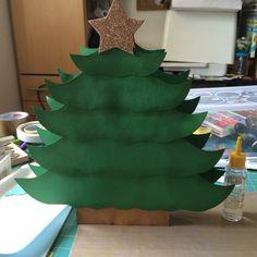 Árvore/sacola de Natal