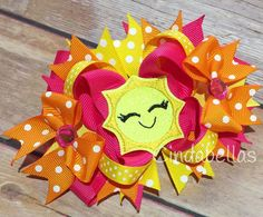 You are my Sunshine Boutique Style Stacked by CindabellasBoutique